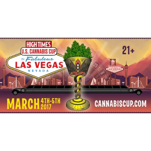Feds threaten to clamp down on Las Vegas Cannabis Cup.